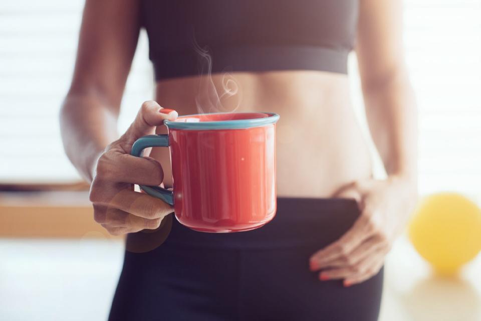 Karcsúbb élet tea