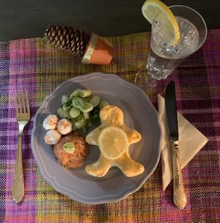 Lazac tatár Tomanosan - Toman Diet