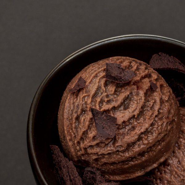 Fogyókúrás csokifagyi