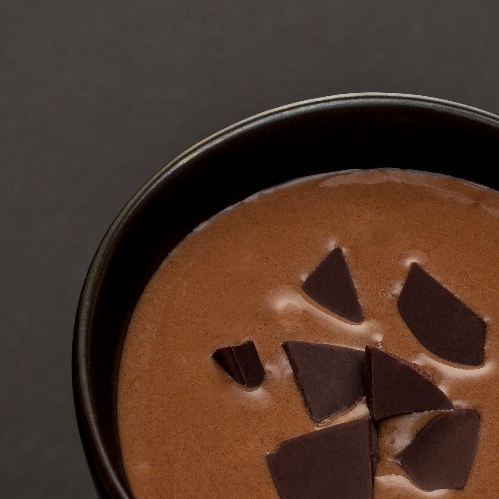Fogyókúrás csokis desszert