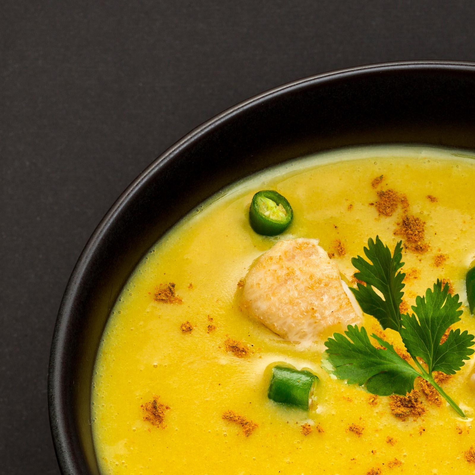 Csirkés leves fogyókúrásan