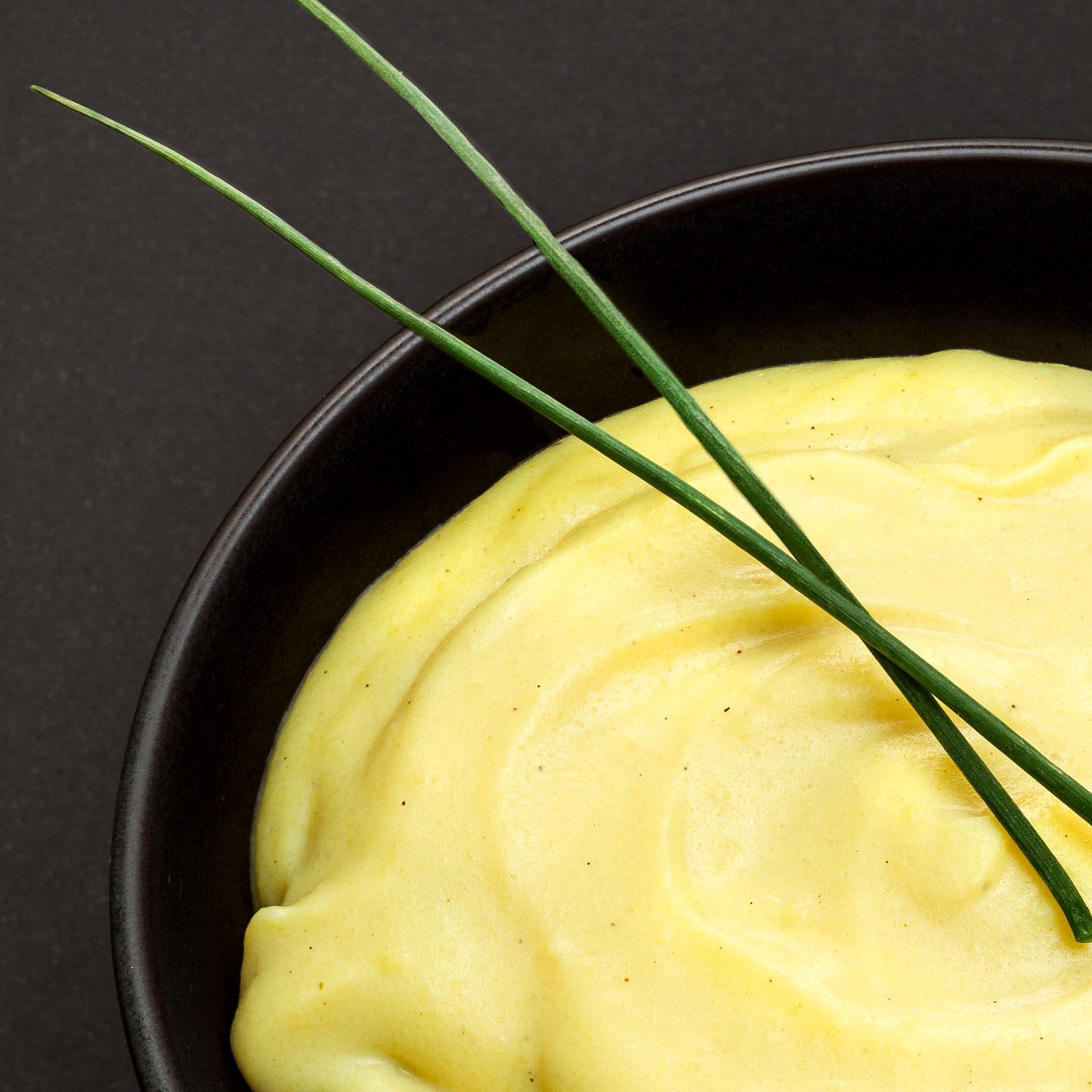 Toman Diet krumplipüré