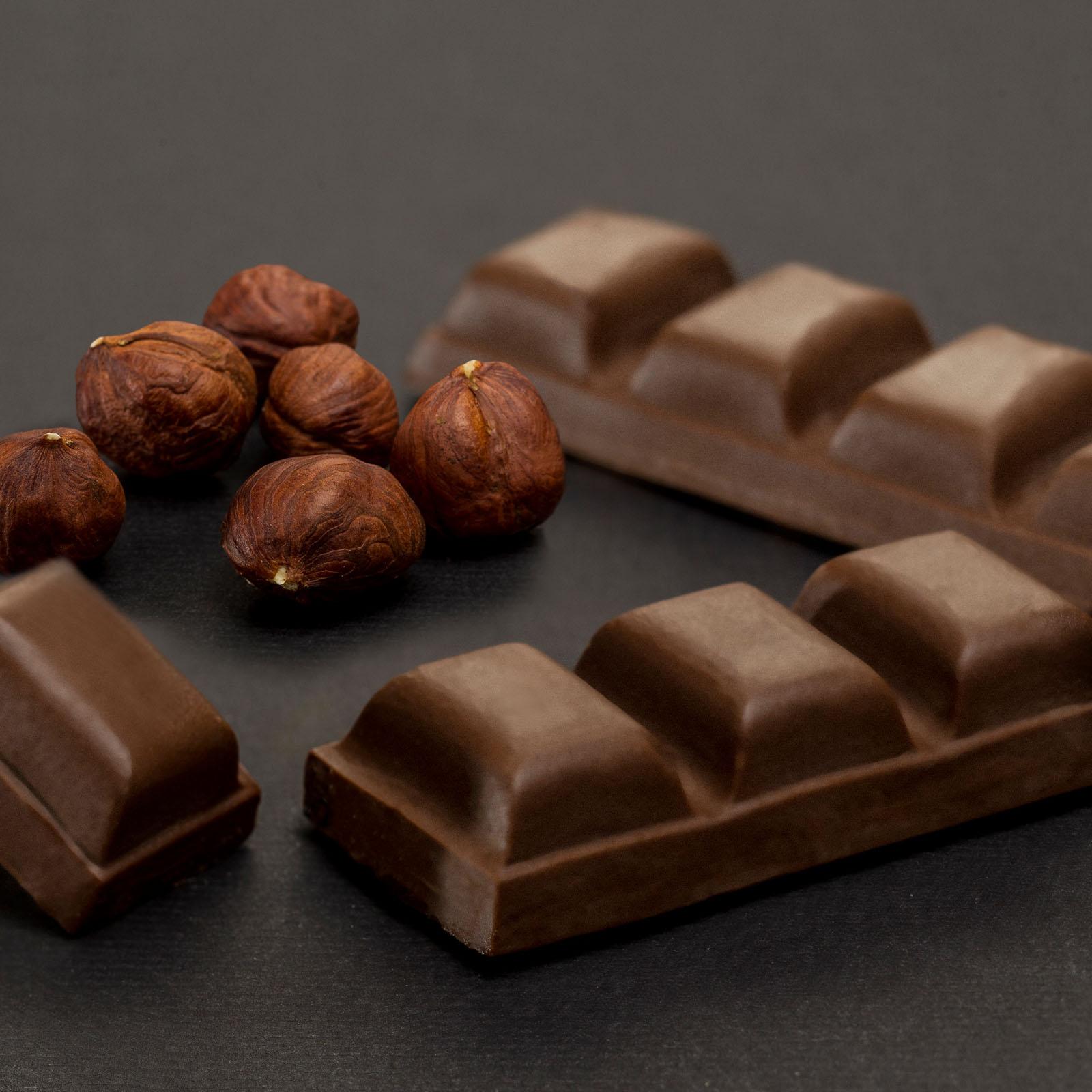 Toman Diet mogyorós csoki