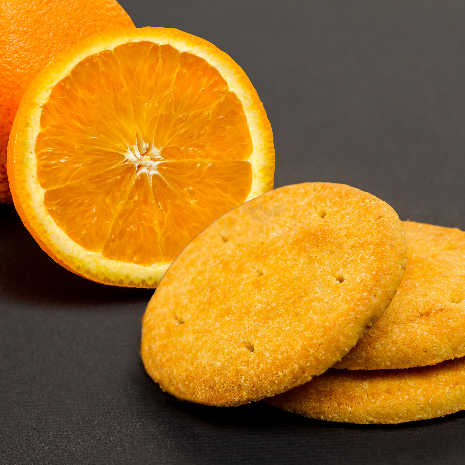 Toman diet narancsos keksz
