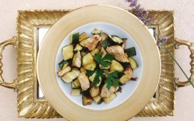 Diétás csirkemell recept
