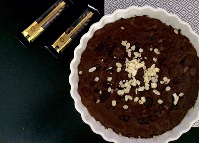 Tomán csokis brownie