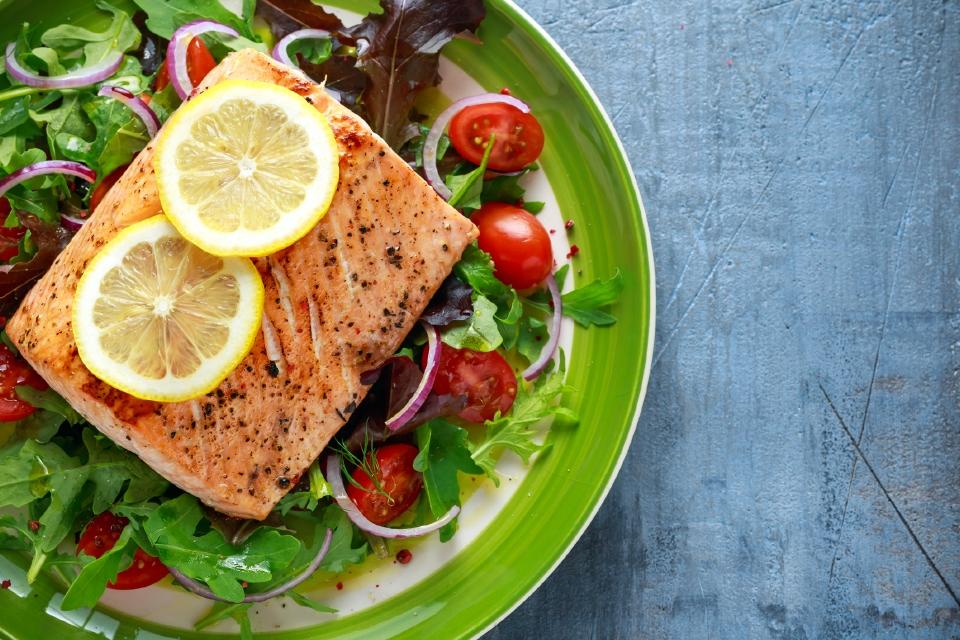 Diétás hal recept