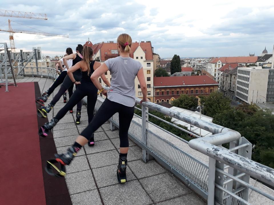 Mozgás, edzés